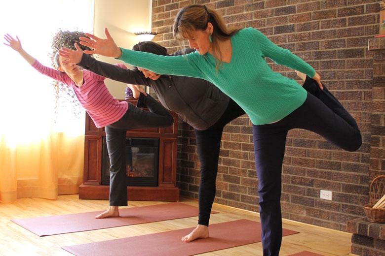 Yoga Vitalité